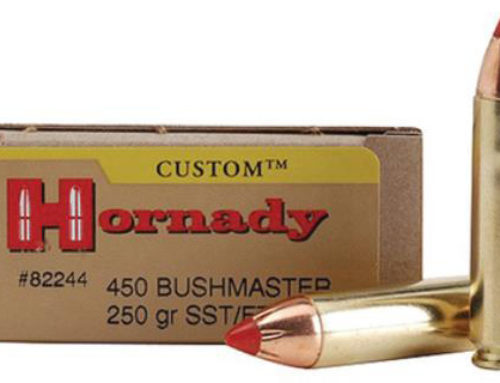 Updated hunting regulations breathe new life in the 450 Bushmaster