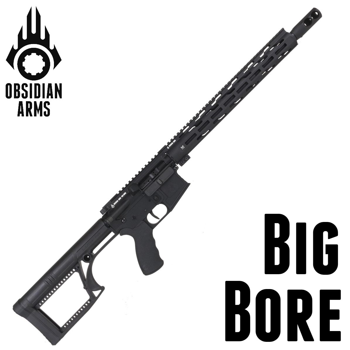 Obsidian Arms Big Bore Rifle