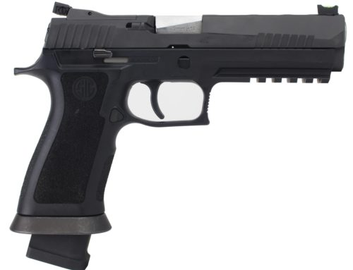 Sig Sauer P320 X5/Extended 22 Round Base Pad
